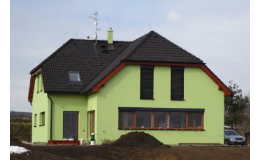Dodávka staveb na klíč, K-Invest plus s.r.o.