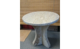 Stůl z kamene, Kamenictví Karel Otruba