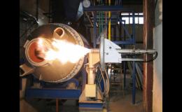 Hořákové a topné systémy Pires