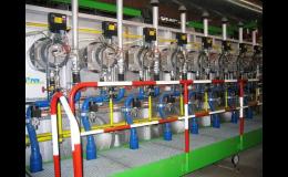 Rozvody technických a topných plynů Pires