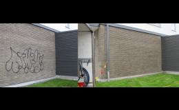 Profesionální odstraňování graffitů, SK Fasády s.r.o.