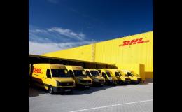 DHL Express (Czech Republic) s.r.o. Mezinárodní i vnitrostátní expresní přeprava zásilek