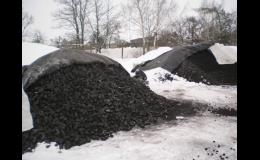 Prodej paliv, uhlí a koksu, T.U.S. s.r.o.