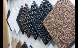 Kompaktní a lehčené obuvnické pryžové plotny, KOMPONENTY, a.s. ZLÍN