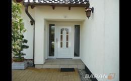 Vchodové domovní dveře, Baran - FMB, spol. s r.o. Okna, dveře, vrata, stavba