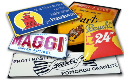 Výroba smaltovaných tabulí, SMALTOVNA TUPESY, a.s.