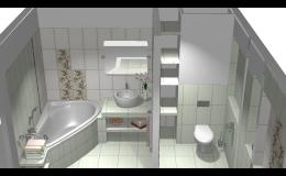 Sanitární výrobky, M&K, stavební servis spol. s r.o.