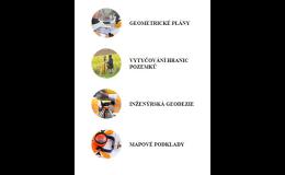Služby, Geodézie Dvůr Králové s.r.o.
