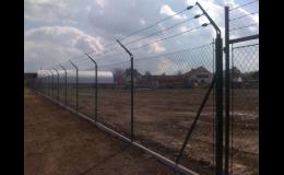Montáže poplastovaných pletiv, Ploty Gaves Marian Garaj