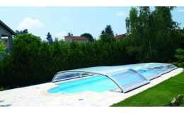 Zastřešení bazénů, Bazény Desjoyaux, s.r.o.