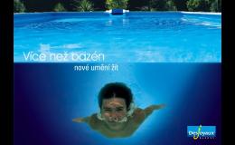 Rodinné bazény, Bazény Desjoyaux, s.r.o.