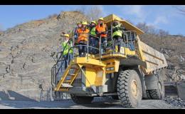 Pokládka asfaltových směsí, asfaltová technologie, Skanska a.s.