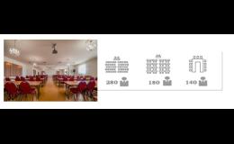 Firemní školení, kongresy, ubytování, Hotel - Restaurant Tři Věžičky