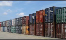 Prodej kontejnerů, METRANS, a.s.