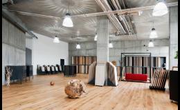 Podlahové krytiny, BOMA PARKET s.r.o. Podlahové studio Praha 4 Nusle
