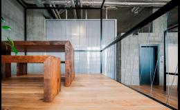 Podlahy do interiéru i exteriéru, BOMA PARKET