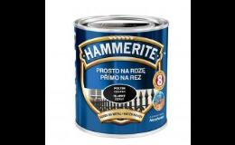 Barvy na kov Hammerite, DUMAG barvy s.r.o.