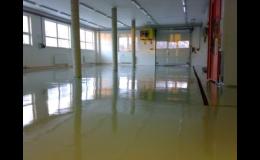 Podlahové systémy – Červinka a Syrový