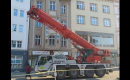 Autojeřáby, REKOS Olomouc spol. s.r.o.