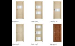Dveře a zárubně, STRNAD podlahy, dveře s.r.o.