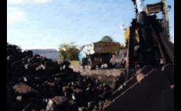 Prodej pevných paliv, Uhelné sklady
