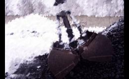 Pevná paliva, Uhelné sklady