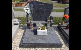 nové hroby, renovace hrobů, Kamenictví Škrobánek