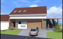 Rodinný domek projekt, Stavitelství Třebíč