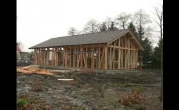 Dřevostavba ekopanel, Stavitelství Třebíč