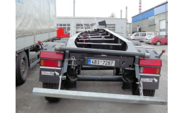 Opravy podvozkových rámů, CN SERVIS, spol. s r.o.