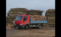 Prodej palivového dřeva, BOŠ spol. s r.o.