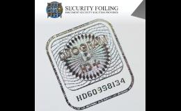 Duogramy - bezpečnostní prvky, H.S.TRADE a.s.