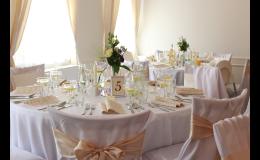 Pohádková svatba, Zámecký hotel Lednice