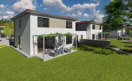 Výstavba rodinných domů Znojmo, ATLANTA, a.s.