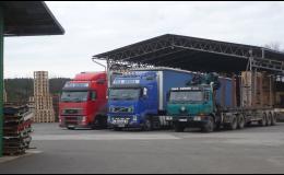 Kamionová doprava, Pila Benda s.r.o.
