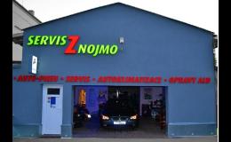 Autoservis Znojmo, Pneu a auto servis Znojmo Pavel Vrána