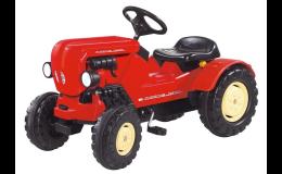 Traktor šlapací PORSCHE - modely, hračky a stavebnice pro děti, AGS Ing. Beneš