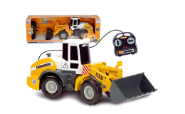 Nakladač kolový LIEBHERR - modely, hračky a stavebnice pro děti, AGS Ing. Beneš