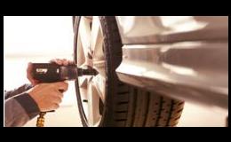 Prodej, oprava a výměna pneu, Pneuservis Fiala Daniel Fiala