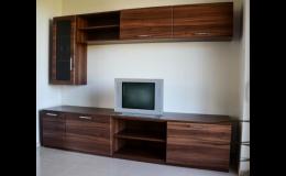Výroba nábytku, Ivančice, Pohořelice, Rosice a Moravský Krumlov