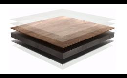 Obklady pro fasády, podlahy, stěny a stropy, dřevěné obklady Parklex, G Import spol. s r.o.