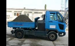 Rozvoz betonu a malty Kolín, betonárna, Slanařstav