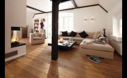 Dřevěné podlahy, FRANC spol. s r.o.