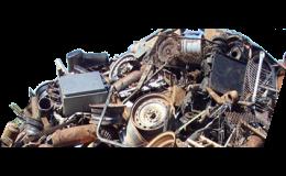 Odvoz kovového šrotu, IB - MET s.r.o.