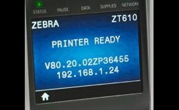 Průmyslové tiskárny čárových kódů