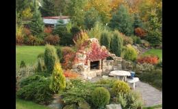 Zahrady na míru, Zahradnické služby Knotek & Veselka