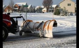 Zimní údržba komunikací, Zahradnické služby Knotek & Veselka, Štětí