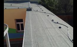 pokrývačské, tesařské, klempířské a další práce, TOM střechy Tomáš Zimčík