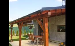 plechové střešní krytiny, TOM střechy Tomáš Zimčík