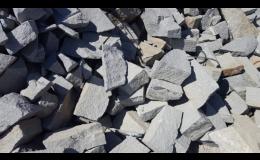Zpracování a dodávky kamene, MS Trade Company, s.r.o.